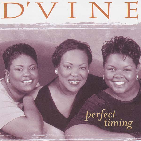 "Album Cover of ""Perfect Timing"""