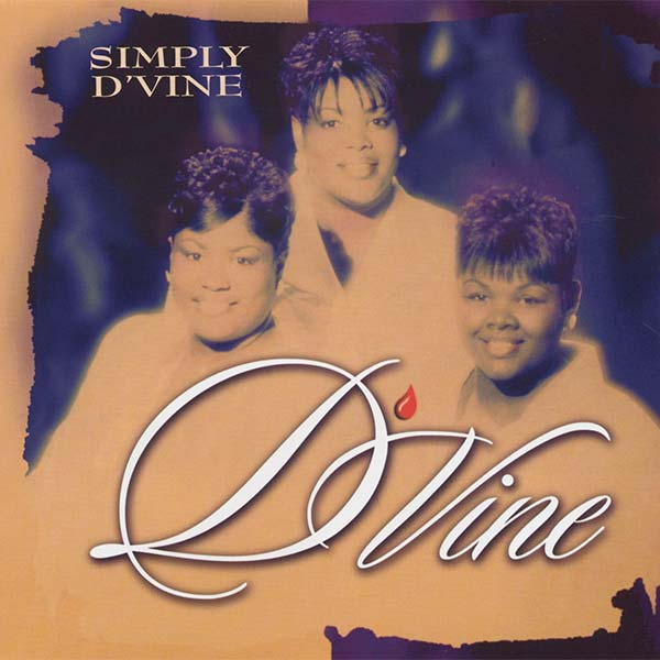 "Album Cover of ""Simply Dvine"""